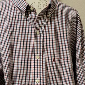 IZOD Big & Tall Button Down